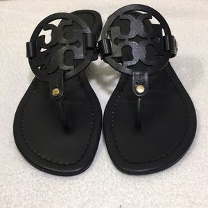 🦋 Tory Burch Miller sandal Leather 🦋